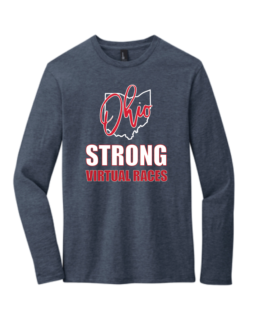 Ohio Strong Long Sleeve Shirt