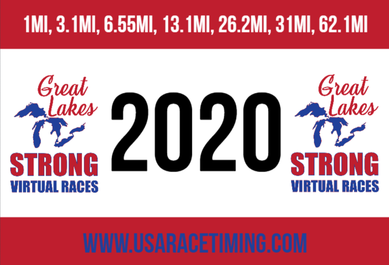 Great Lakes Strong 2020 Bib