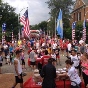 Independence Day 5k Awards Ceremony