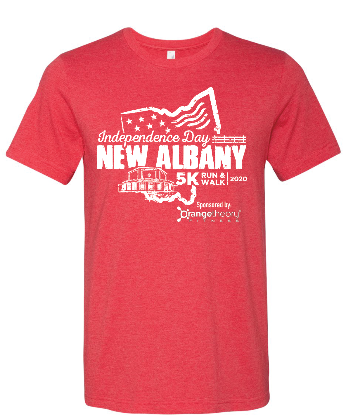 New Albany Independence Day Tshirt