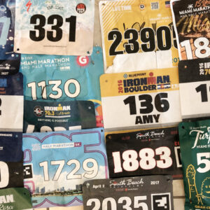 Garage Sale Race Bib