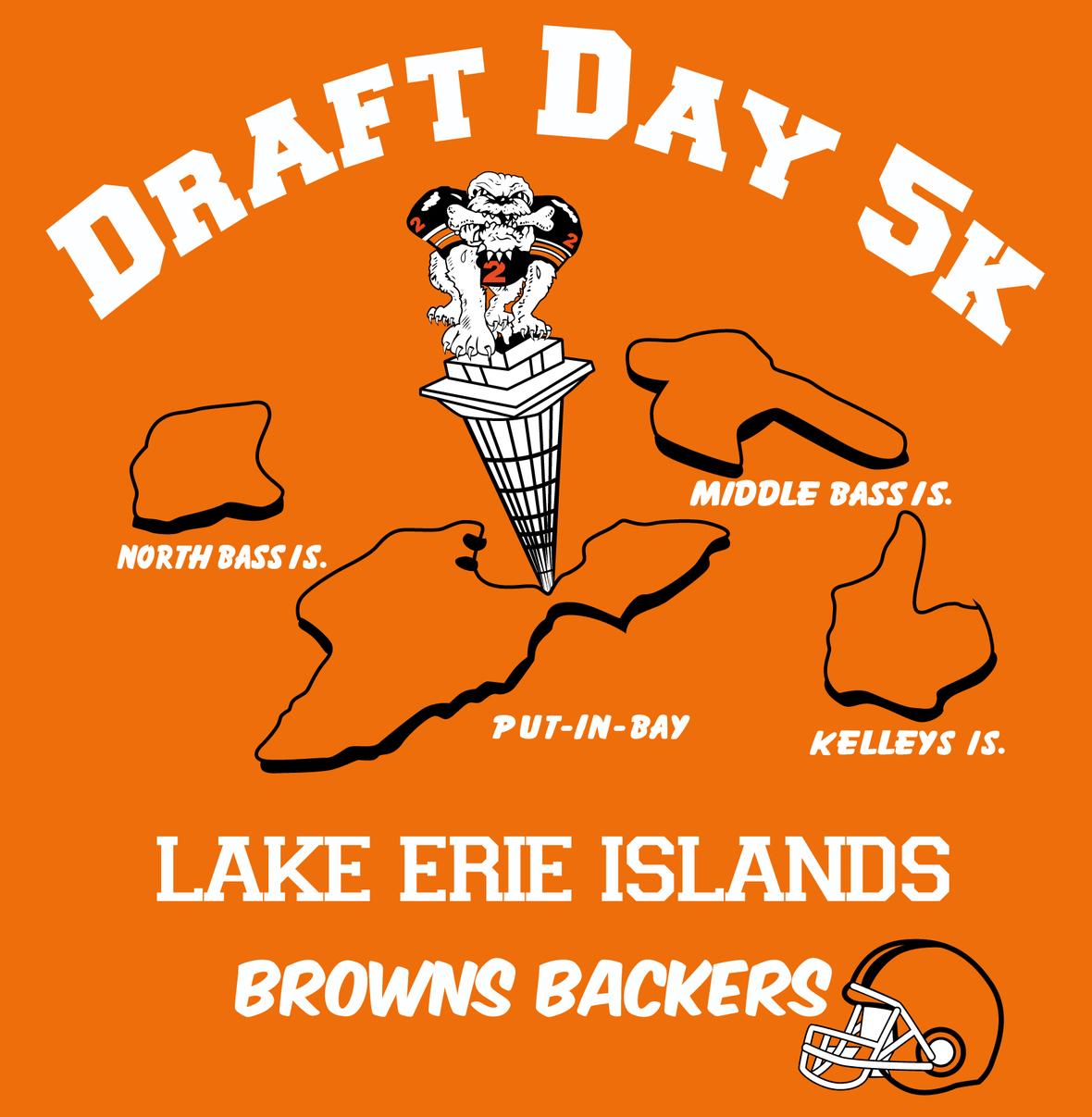 Draft Day 5k at Put-in-Bay