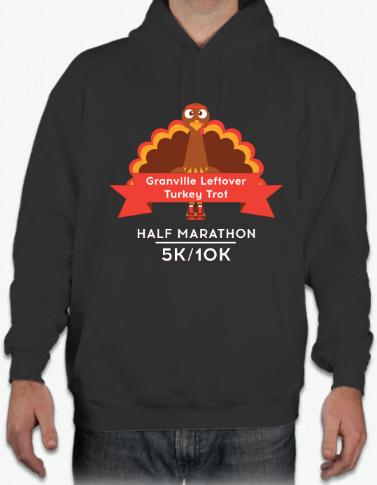 Granville Turkey Trot Hooded Sweatshirt