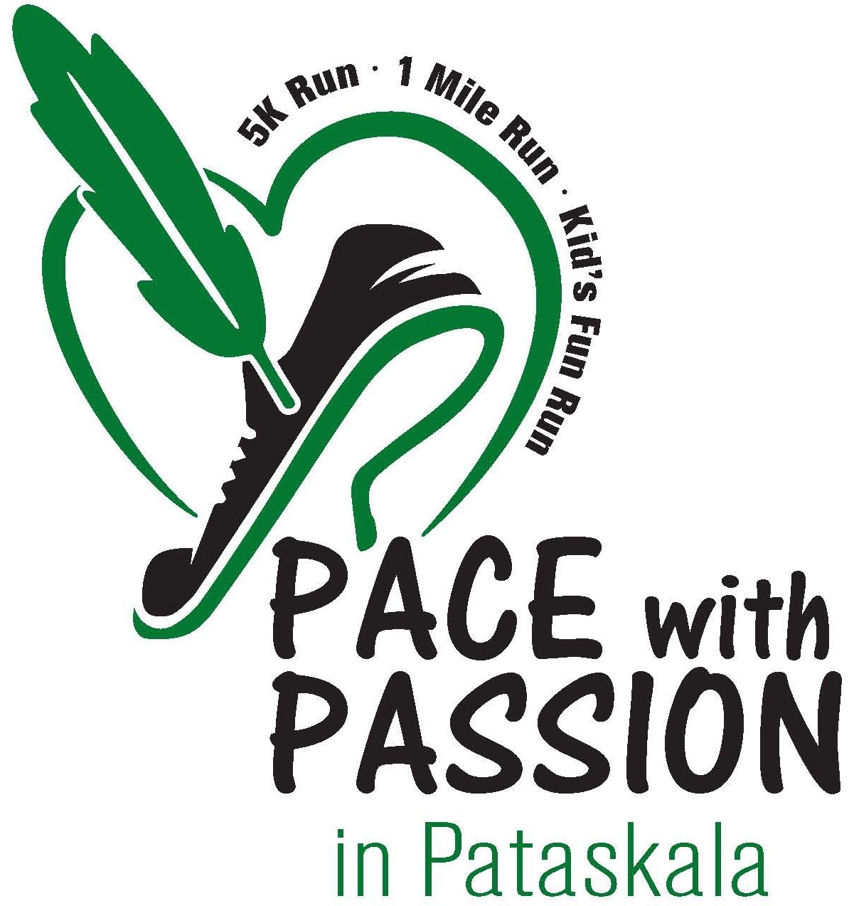 Pataskala's Pace With Passion 5k, 1 mile and Kids Fun Run