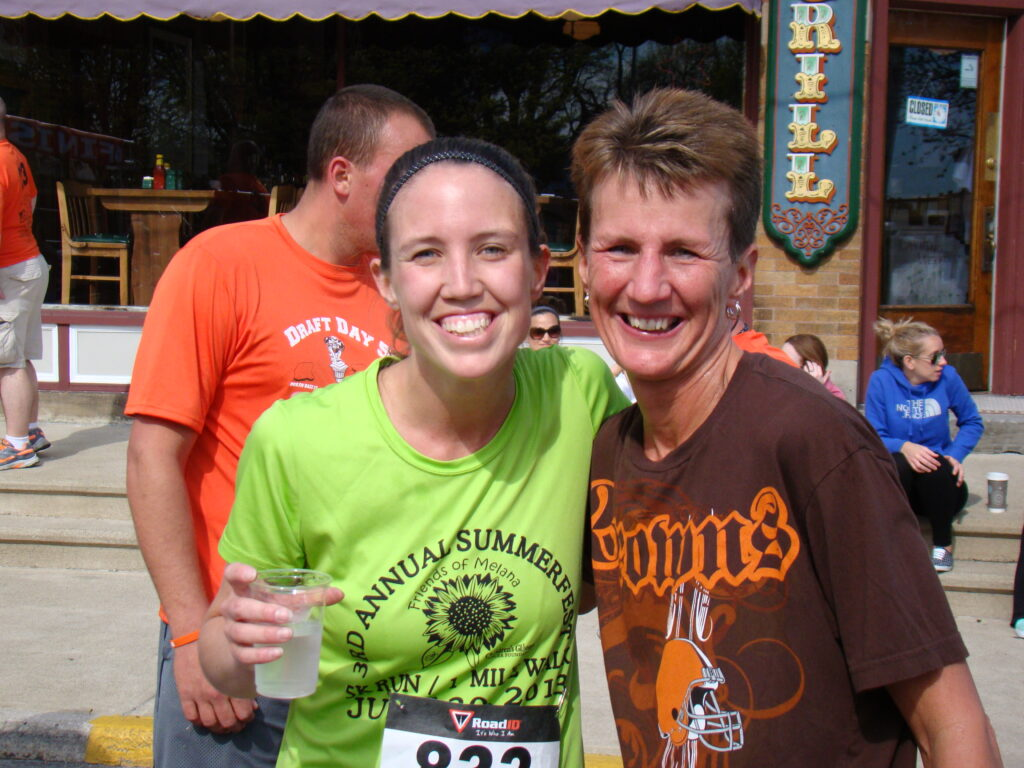 Happy 5k Race Finishers - Ohio and USA Race Timing & Event Management