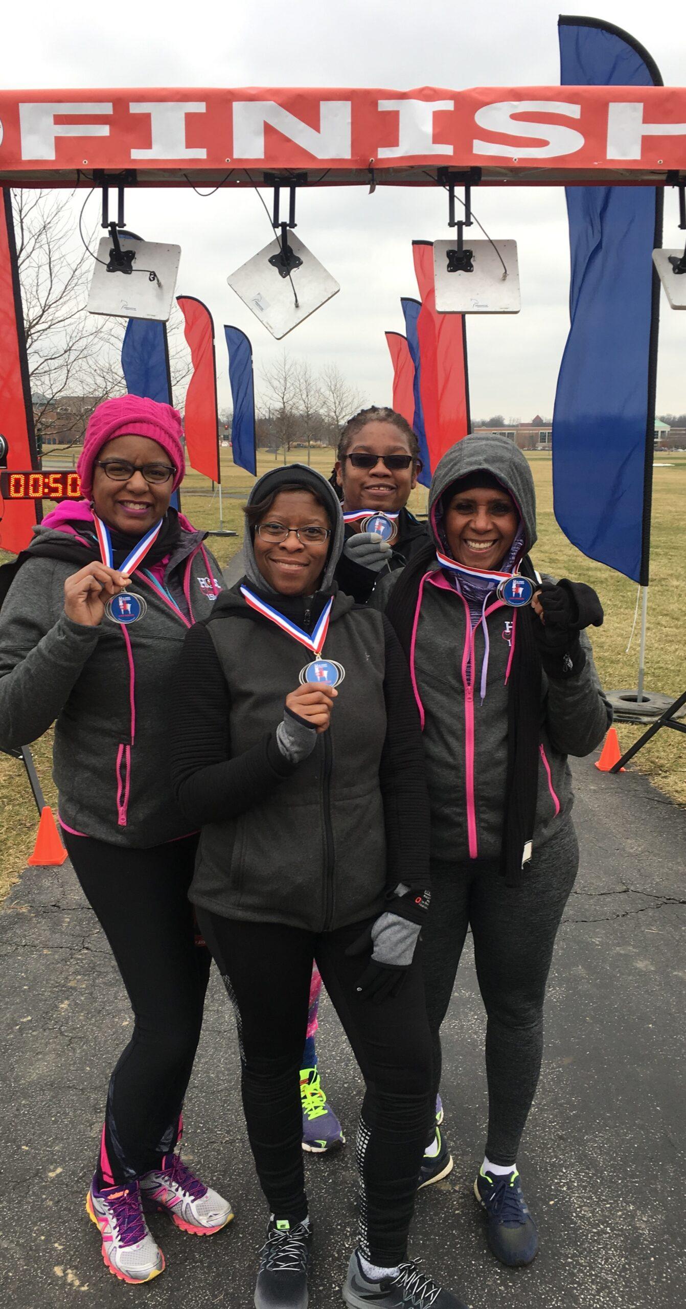 Race Registrant Finish Line - Columbus, Ohio - USA and Ohio Race Timing & Event Management 5k 10k Half Marathon Marathon