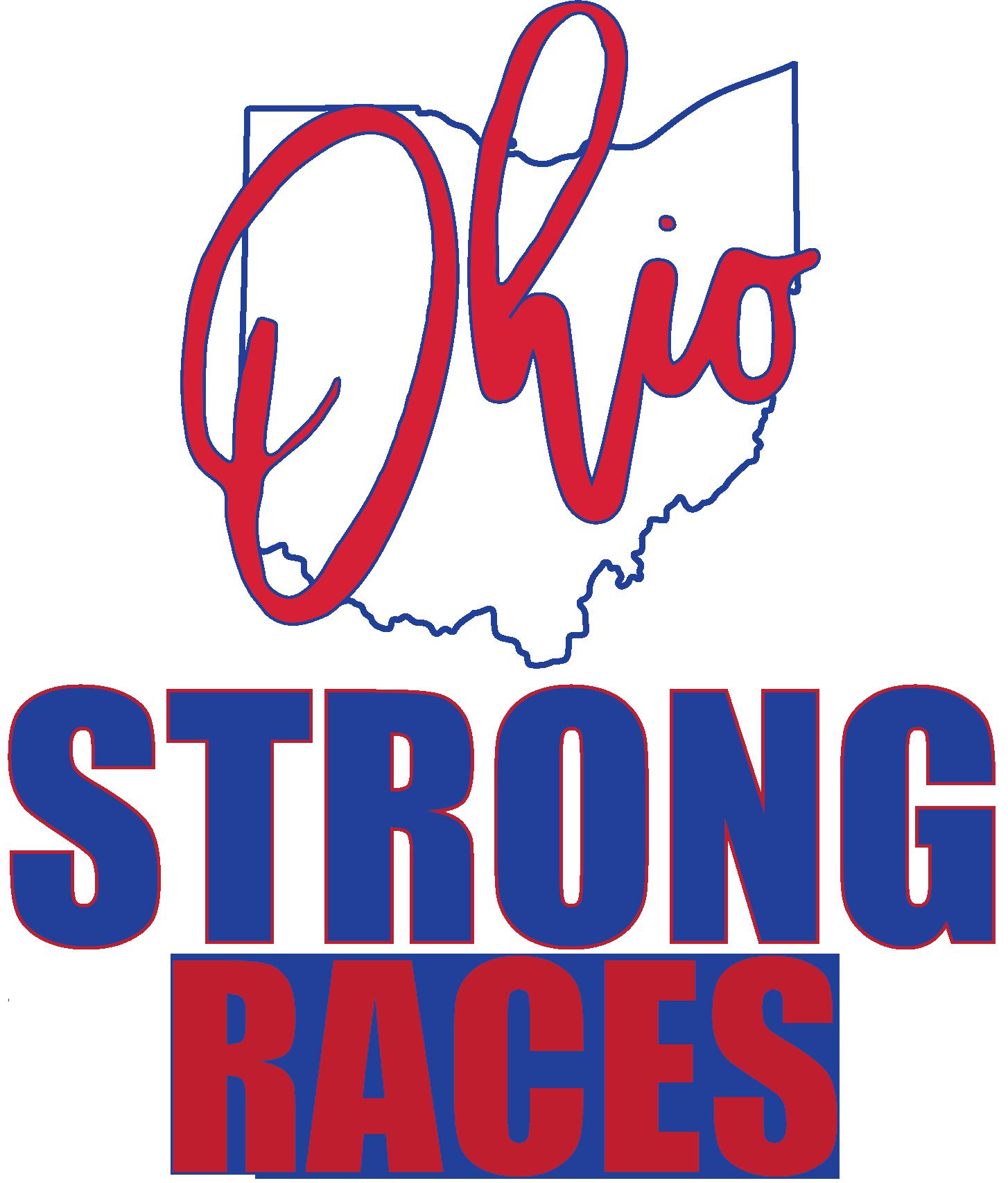 Ohio Strong Races - 1mi, 5k, 10k, Half Marathon & Marathon